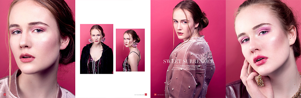 """Sweet surrender"" publicatie!"